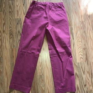 Vintage pink work pants